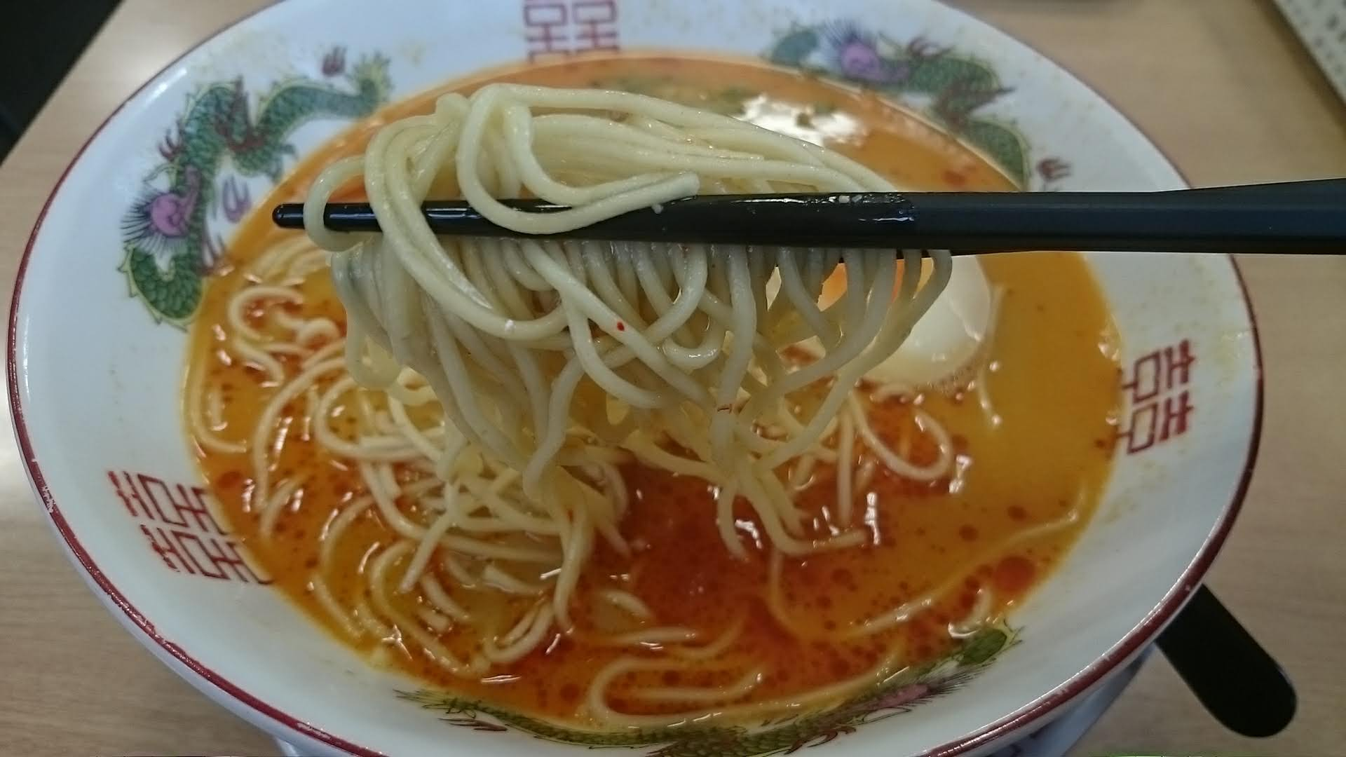 博多金龍担々麺麺