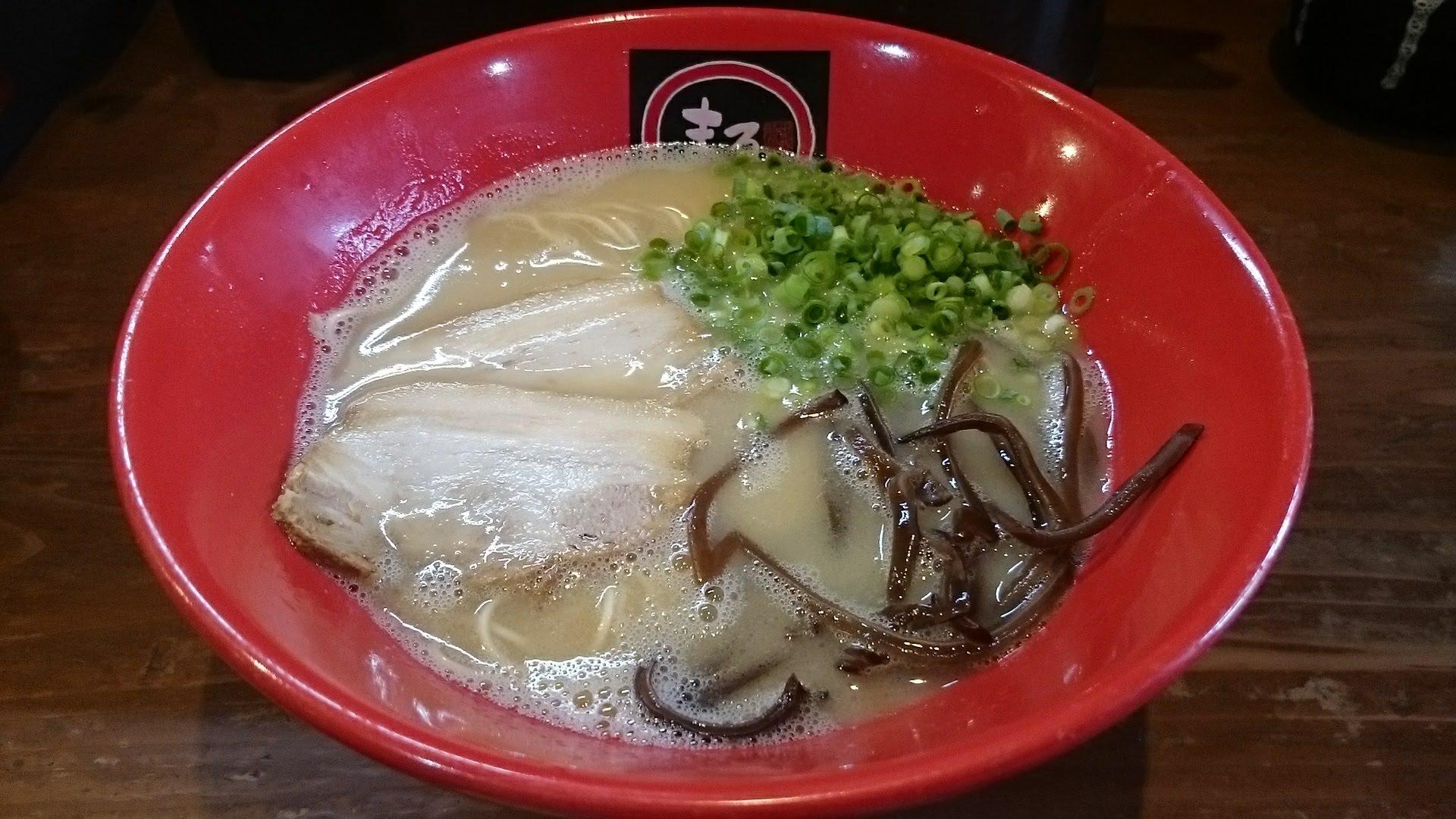 まるしんのラー麺