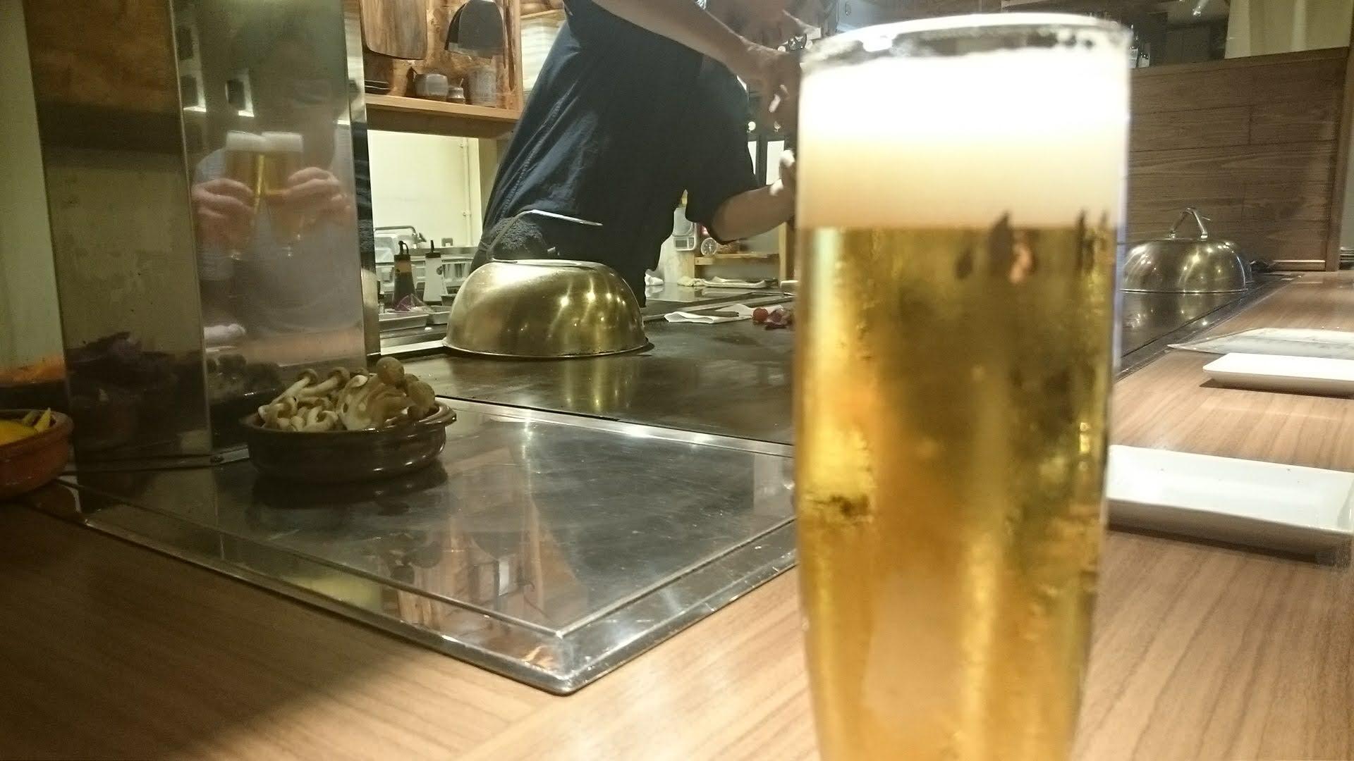 tomozoグラスビール